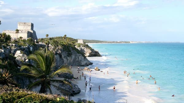 Vol pas cher New York - Cancun