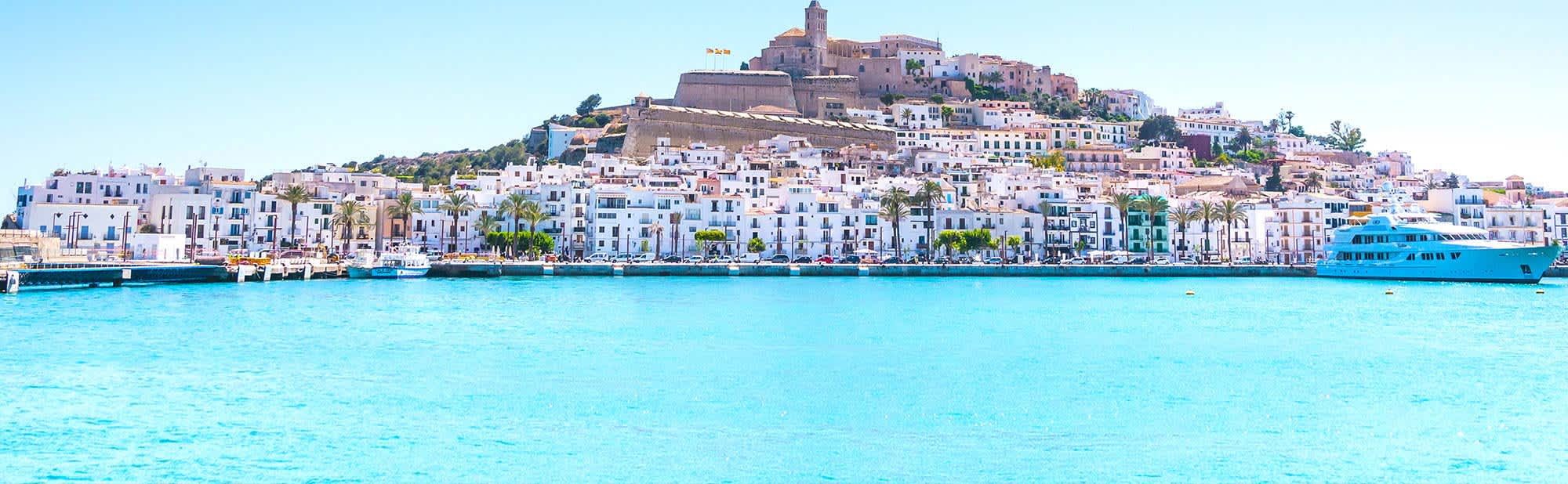 Vol pas cher Stansted - Ibiza
