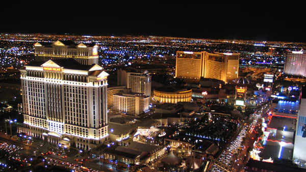 Vol pas cher New York La Guardia - Las Vegas