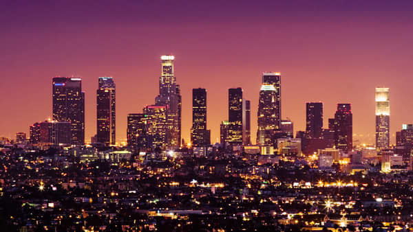 Vol pas cher Los Angeles