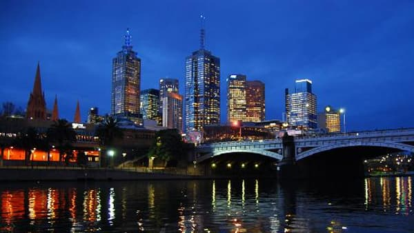 Vol pas cher Los Angeles - Melbourne