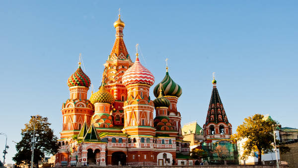 Vol pas cher Hannovre - Moscou