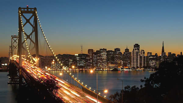 Vol pas cher New York La Guardia - San Francisco
