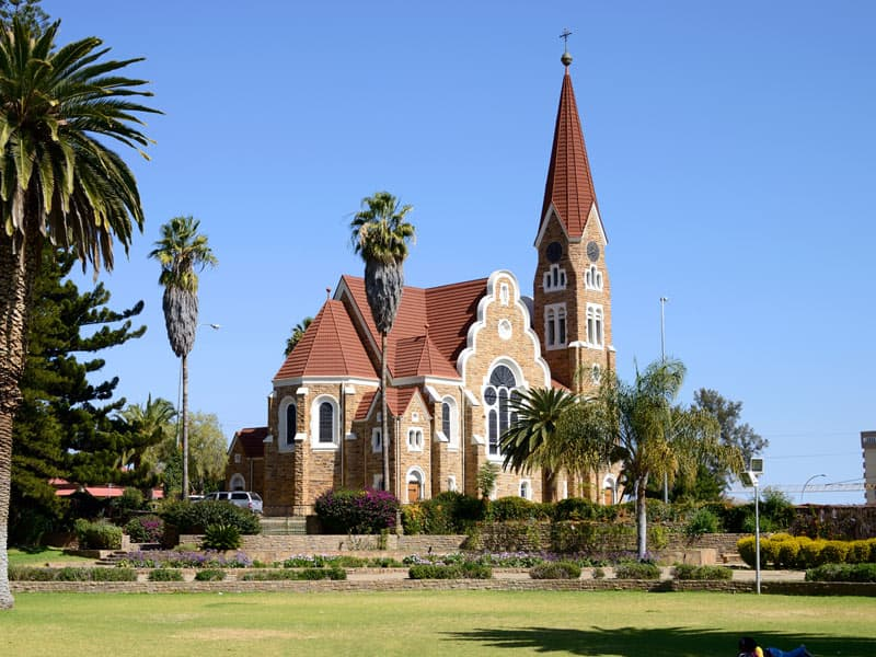 Vol pas cher Ile Maurice - Windhoek